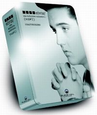 Cover Elvis Presley - Elvis / The Definitive Collection / (Vol#1) [4 DVD-Metallbox] [DVD]